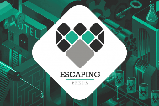 Reserveer escape rooms bij Escaping Breda